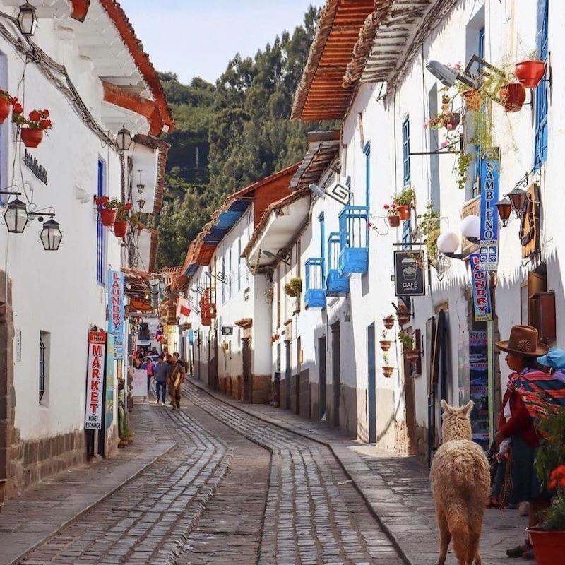 San Blas Cusco