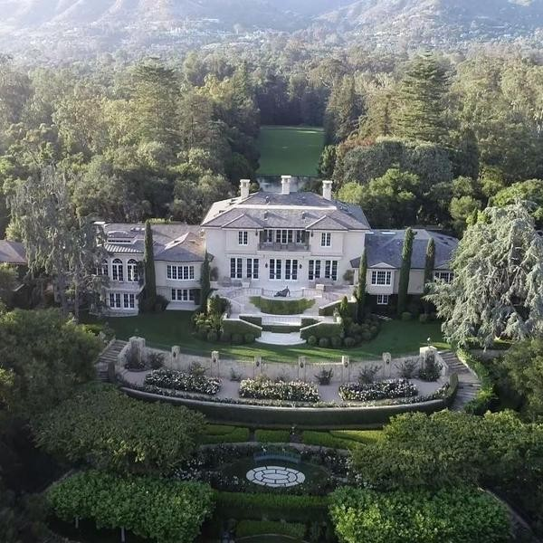 These Celebrities Have Really Massive Houses