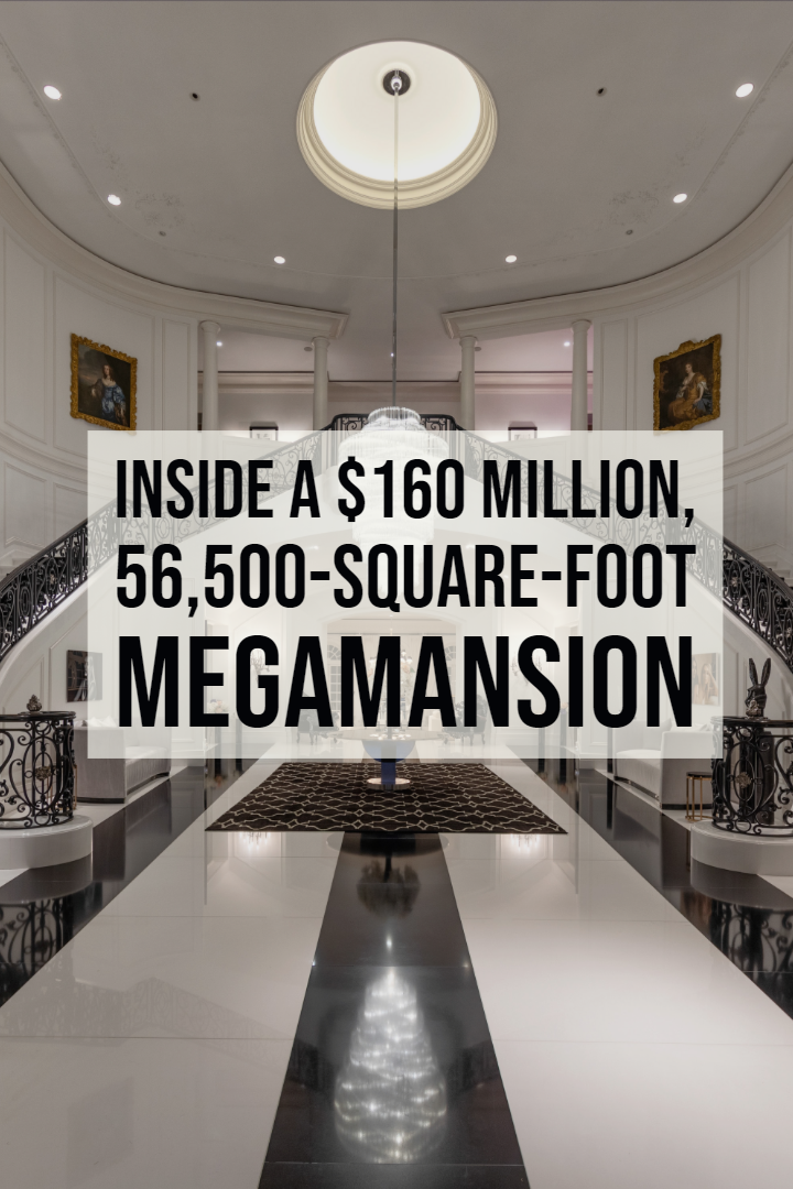 Inside the $160 Million Manor the st House in Los Angeles