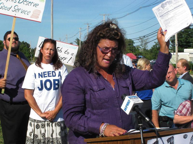 Rhode Island Department of Labor and Training event in Cranston, Rhode Island