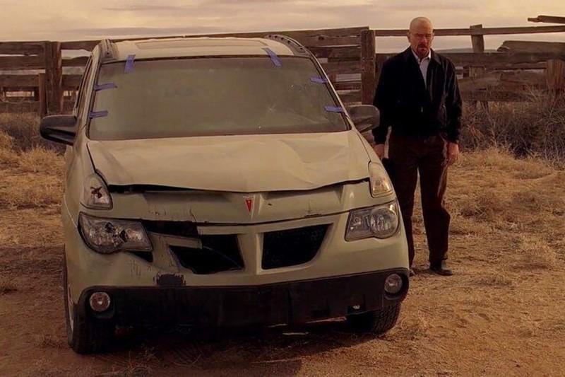 28. 2004 Pontiac Aztek
