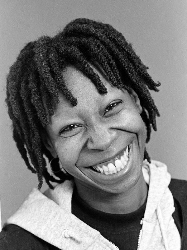 Whoopi Goldberg in 1984