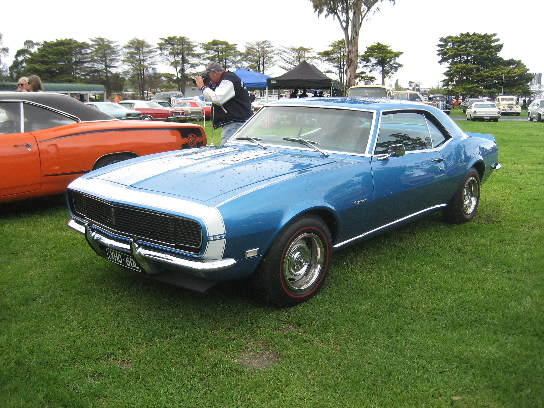 1960s Chevy Camaro