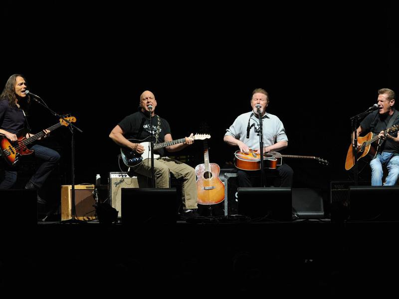 Timothy B. Schmit, Bernie Leadon, Glenn Frey, Joe Walsh