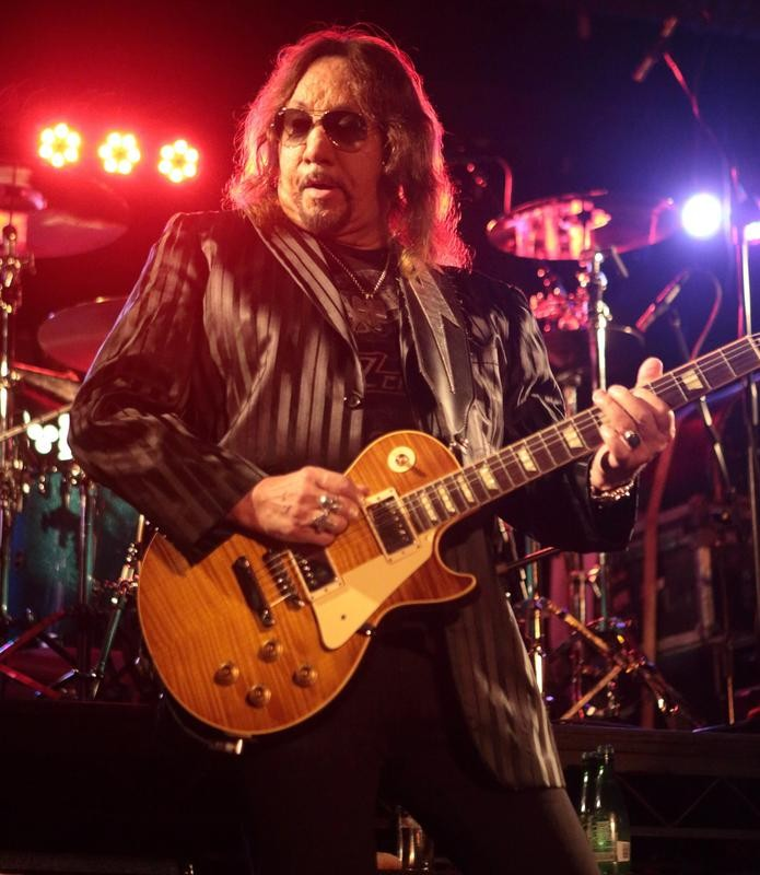 Ace Frehley in 2016