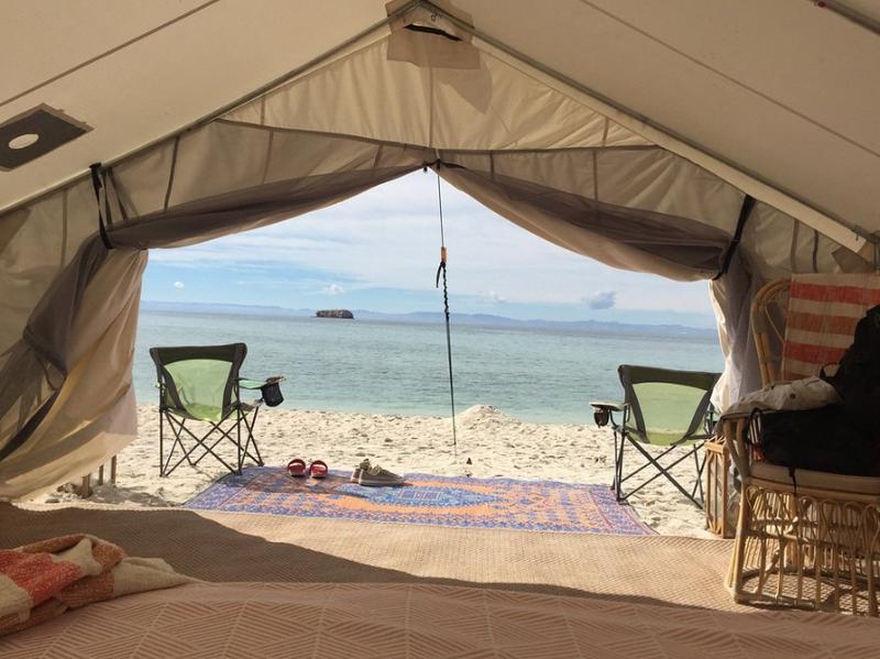 Camp Cecil, Baja