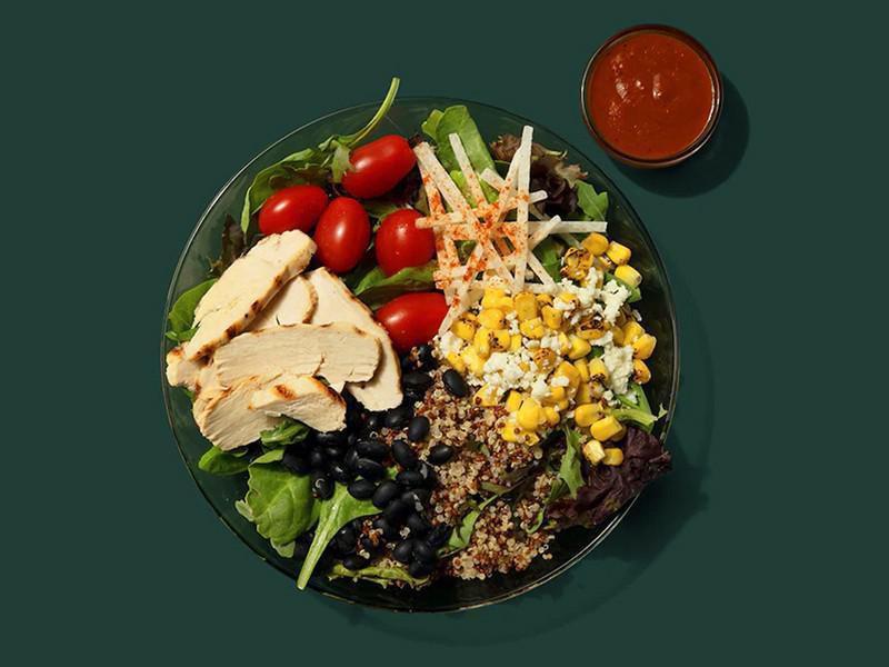 Chicken & Quinoa Protein Bowl