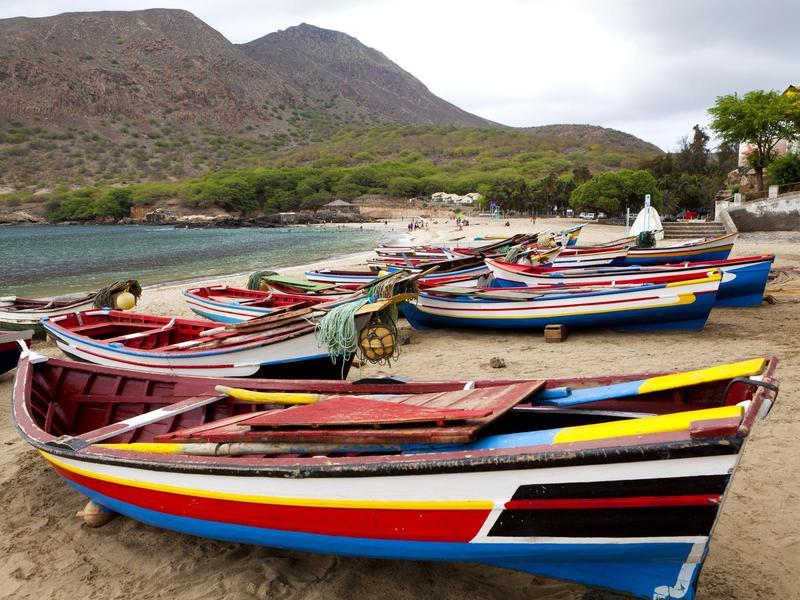 Tarrafal Cape Verde