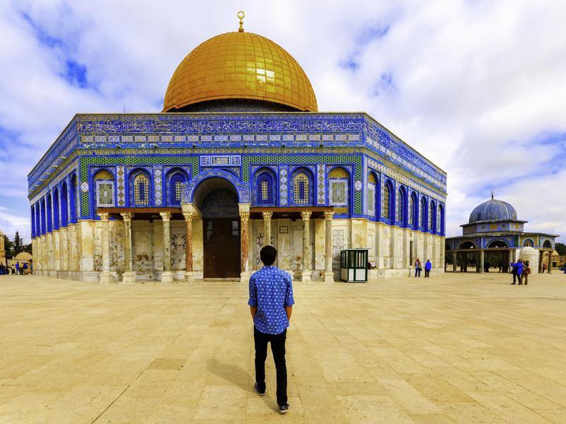 al-Aqsa Mosque and Dome of the Rock