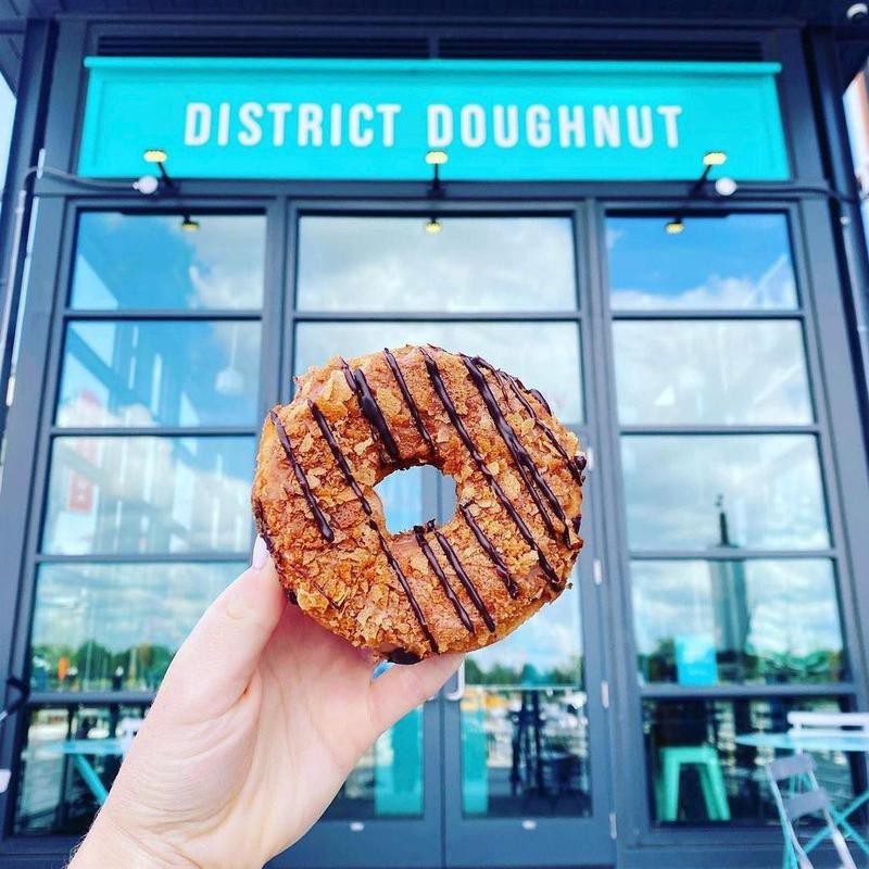 District Doughnut and Coffee
