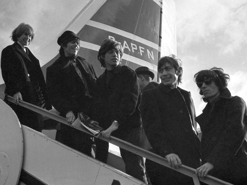 The Rolling Stones 1st American Tour 1965