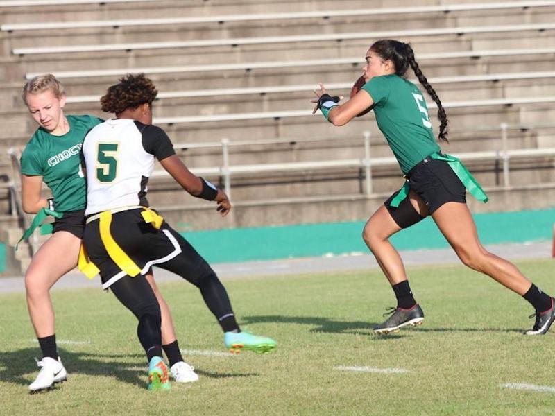 Choctawhatchee High School flag football