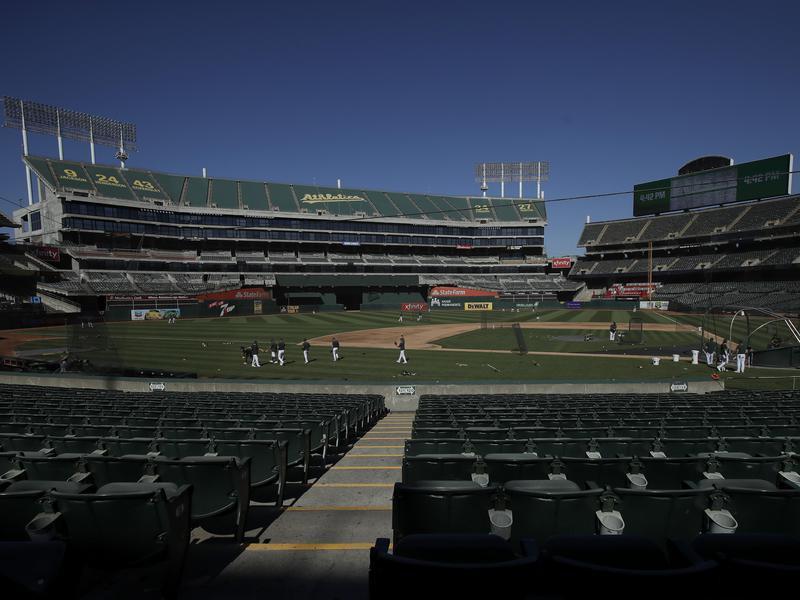 Oakland-Alameda Coliseum