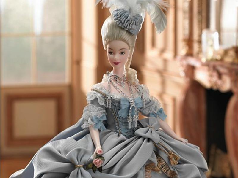 Marie Antoinette Barbie