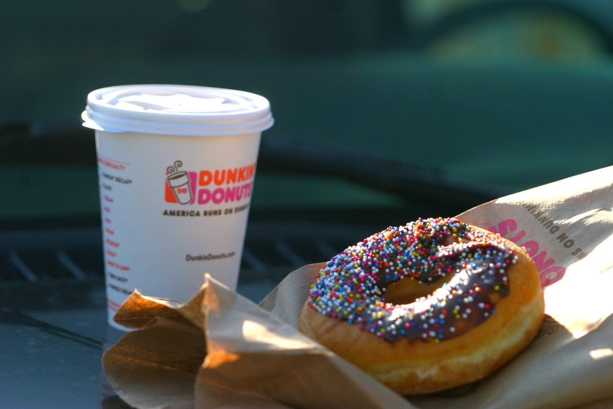 Weird Law About Dunkin Donuts