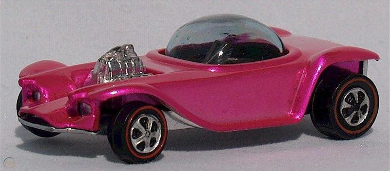 1968 Hot Pink Beatnik Bandit