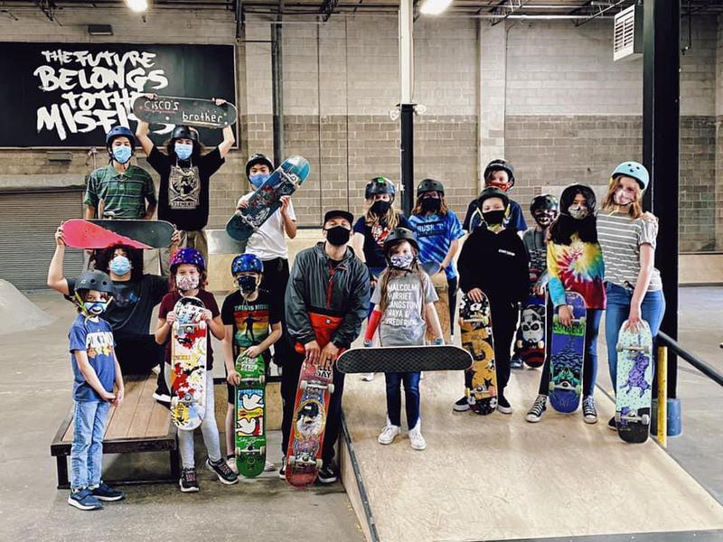 The Bay Skatepark in Lincoln, Nebraska