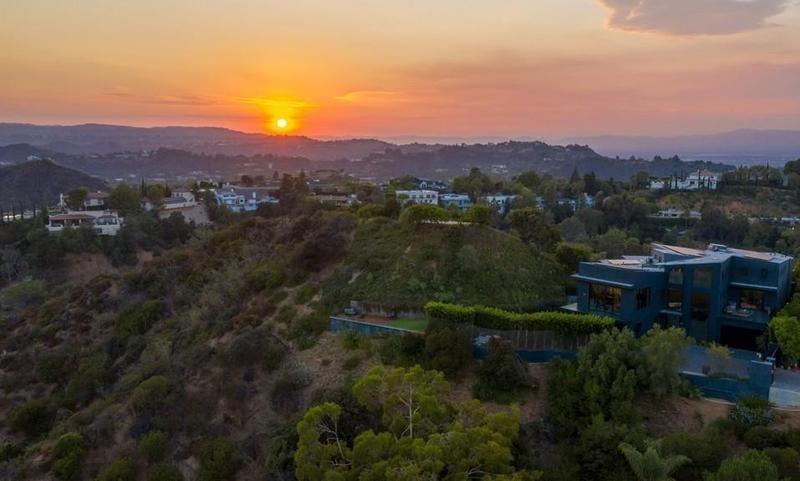 Chrissy Teigen and John Legend's house in California
