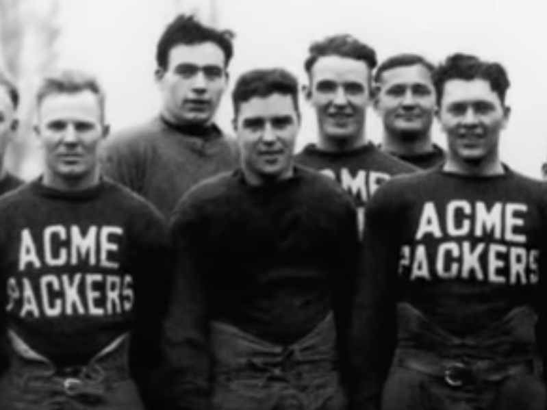 Curly Lambeau and Green Bay Packers