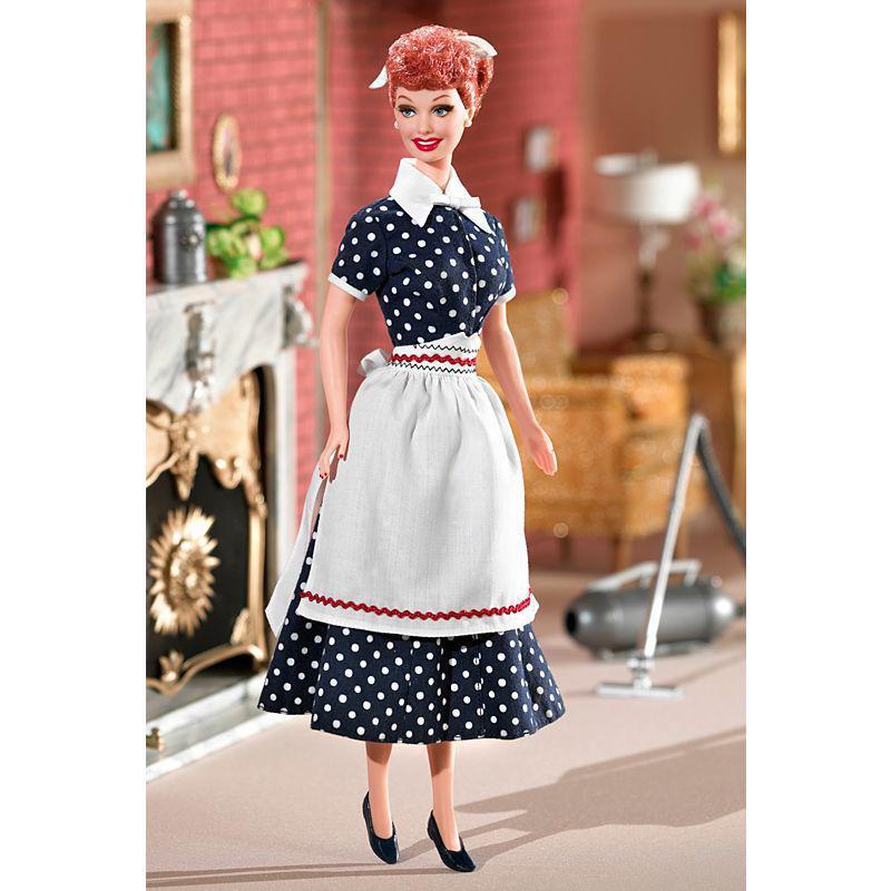 I Love Lucy Barbie
