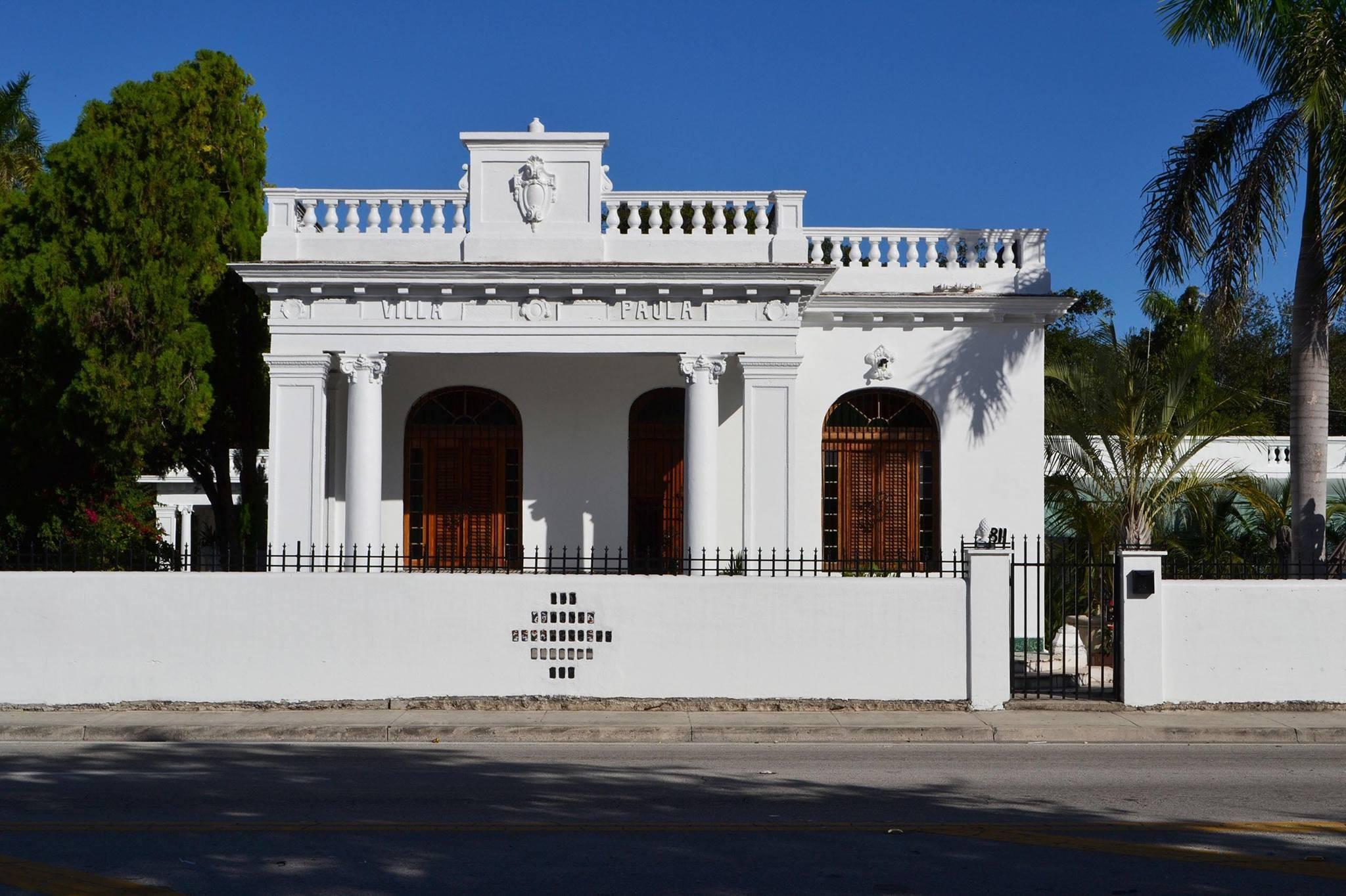 Villa Paula in Miami, Florida