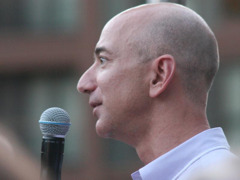 Jeff Bezos worst boss in the word