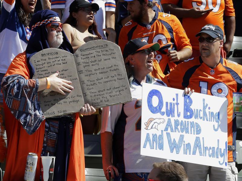 Denver Broncos fans