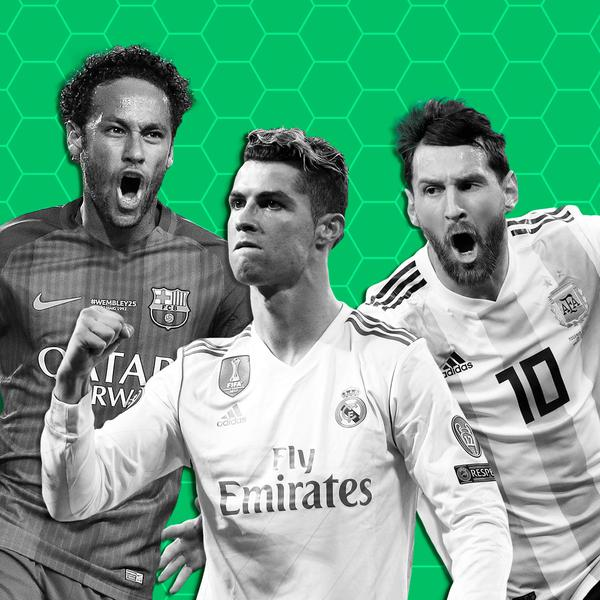 The 25 Highest-Paid Footballers in the World