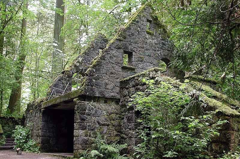 Witch's Castle in Oregon