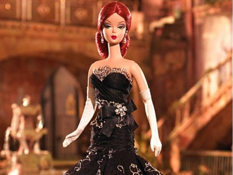 Dahlia Barbie