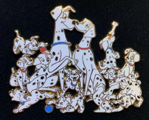 101 Dalmatians 45th Anniversary Famous Error pin