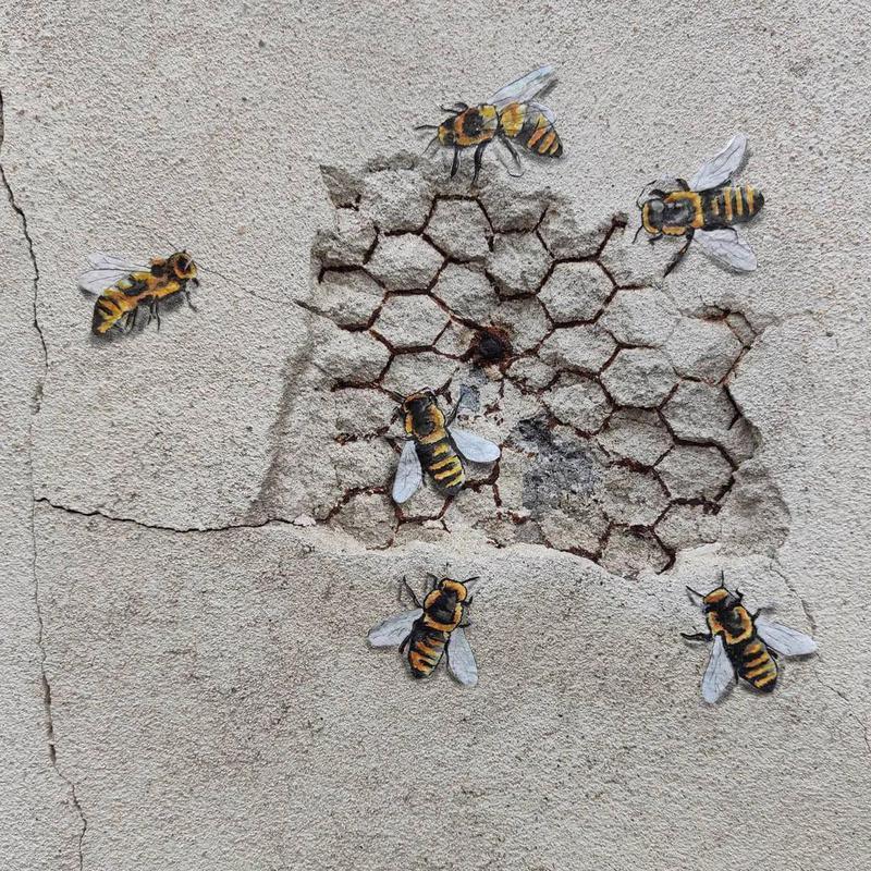 Street art in France