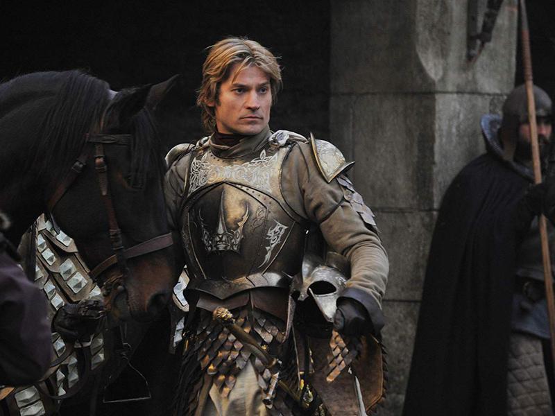 Jaime Lannister's first apperance