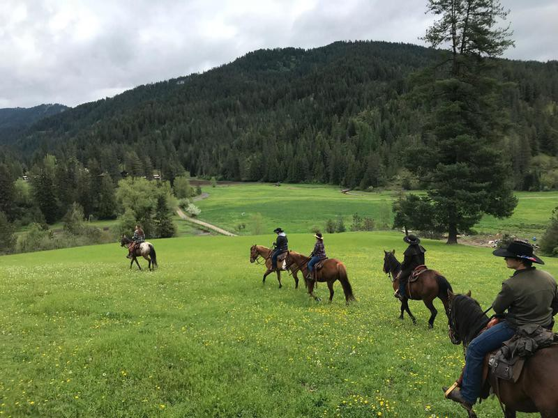 Red Horse Mountain Ranch