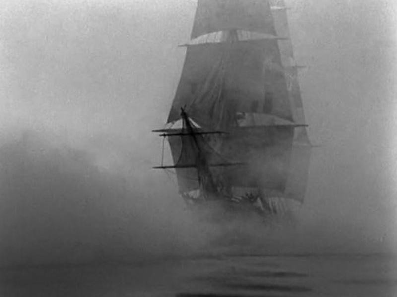 The Platte River Ship Of Death