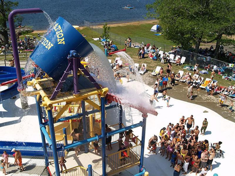 Quassy Amusement & Waterpark