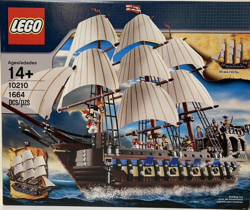 Lego Imperial Flagship Pirates