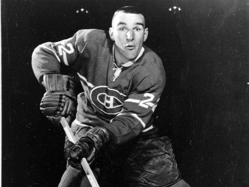 John Ferguson won 5 Stanley Cups