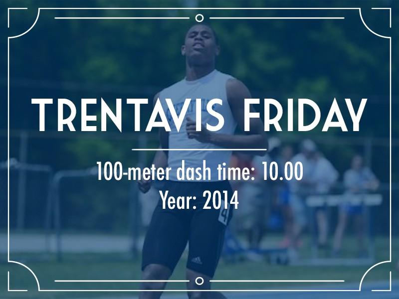 Trentavis Friday