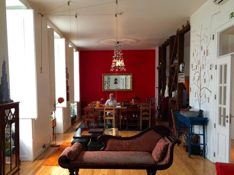Living Lounge Hostel, Lisbon, Portugal