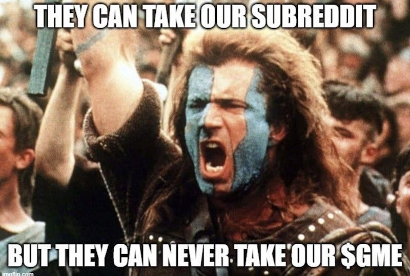 Braveheart meme