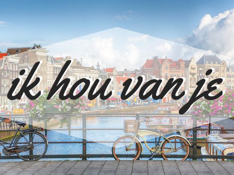 'I Love You' in Dutch