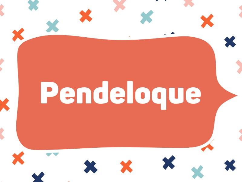 2019: Pendeloque (Tie)