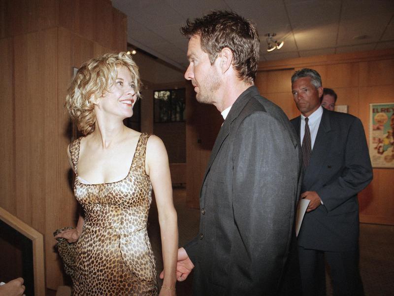 Dennis Quaid & Meg Ryan