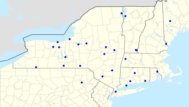 New York Yankees radio affiliates