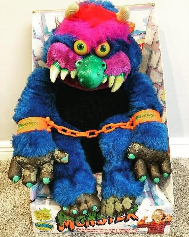 My Pet Monster in the box