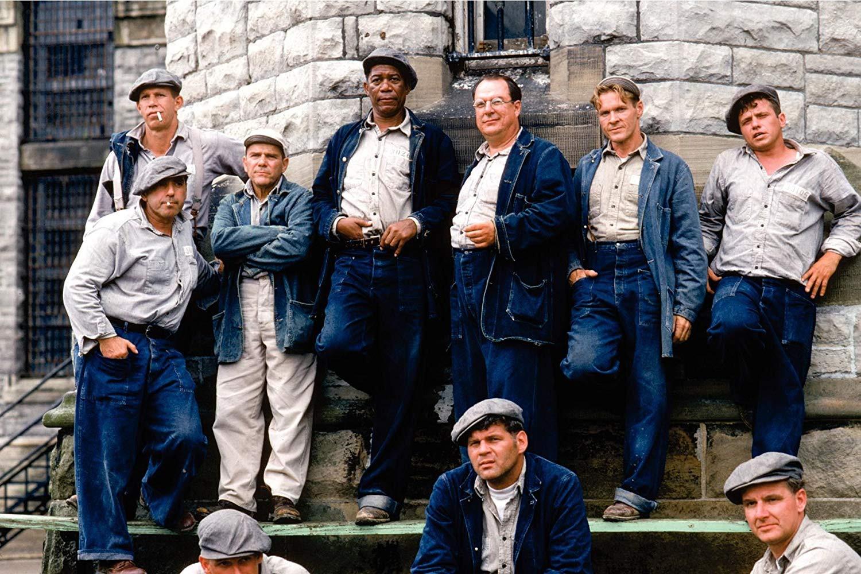 Shawshank Redemption cast