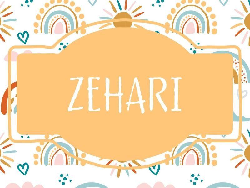 Zehari
