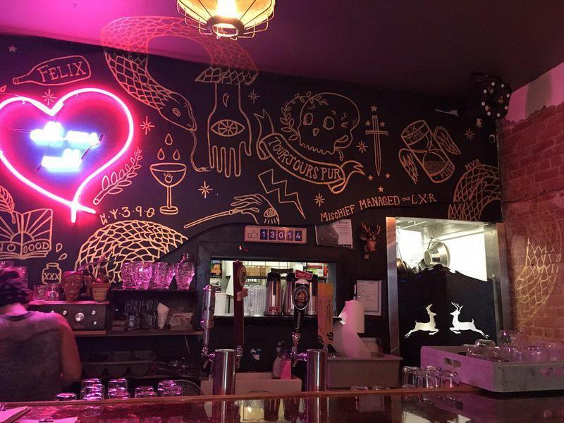 Lockhart Cocktail Bar