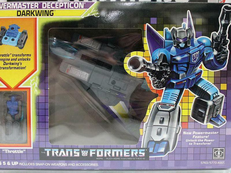 Transformers Darkwing